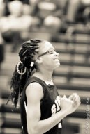 This is Abrealla Wilson.  She is a sophomore.  She scored 2 points.  She was shut out with fouls early in the game, but when she is in, she is a force with which to reckon.